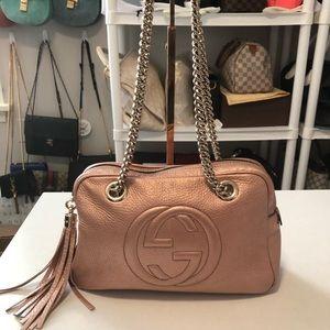 Gucci Leather Soho